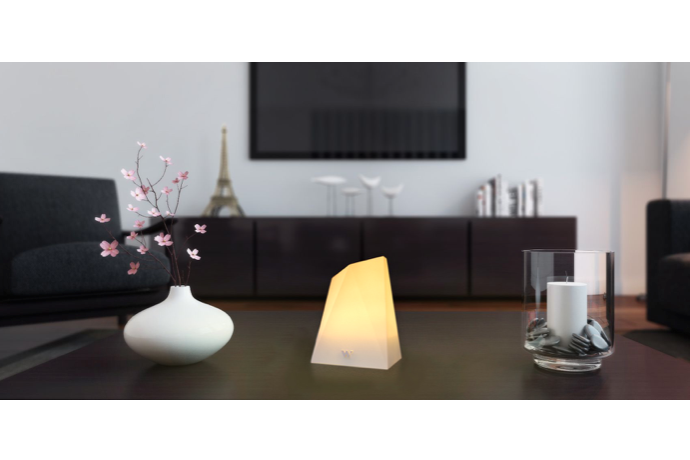 Notti smart lamp: our cell phone alerts just got waaaayy prettier