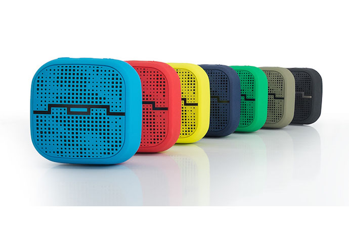 Sol Republic PUNK: An ultra rugged, affordable Bluetooth wireless speaker that rocks hard. (No wonder it's named PUNK.)