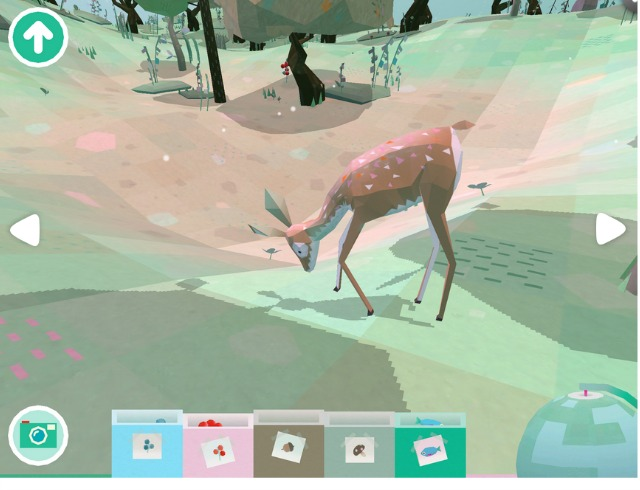 Bring the great outdoors inside with the scenic Toca Nature app
