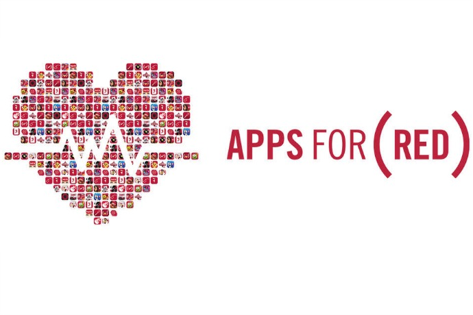 Apps for (RED): Help fight AIDS, right from your iPhone