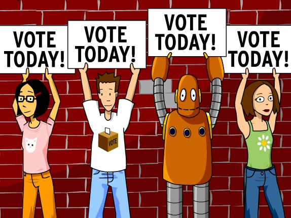 Explaining US elections to kids with BrainPOP videos