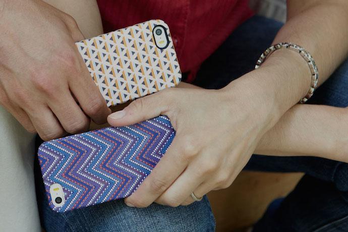 Getincased: Stylish, sturdy custom smartphone cases