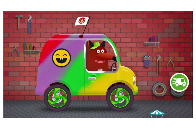 Pepi Ride: A fun intro to driving games