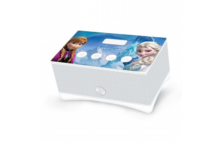 Prep your ice palaces, people. The new nabi Frozen Karaoke Box Bundle is here