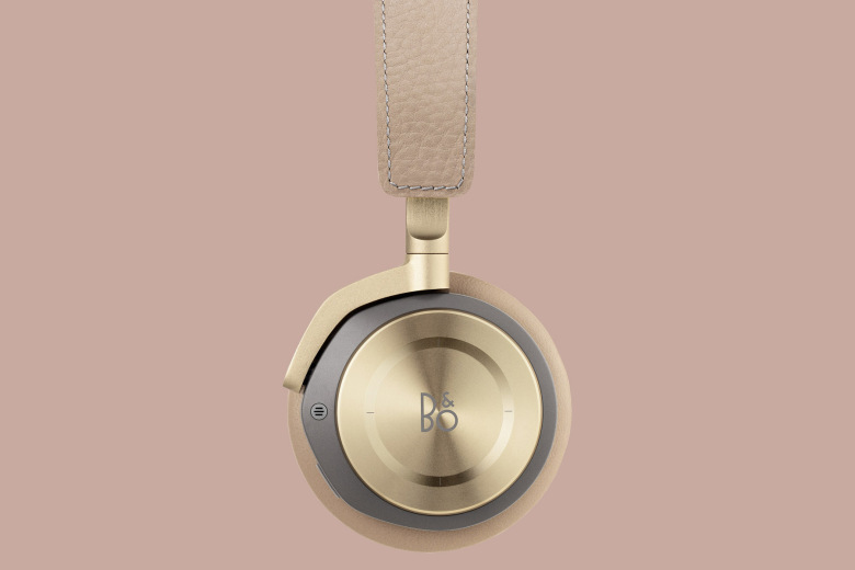 The BeoPlay H8 noise-cancelling Bluetooth headphones: Love at first listen.