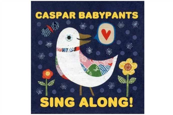I Wanna Be A Snowman by Caspar Babypants: Kids' music download of the week