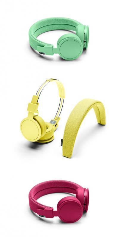 UrbanEars headphones, now making you crave sorbet.