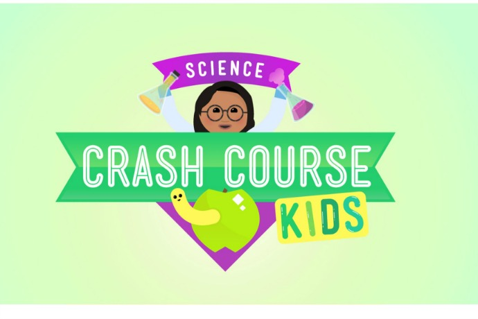 A new educational YouTube channel for kids gives them a crash course in tough subjects