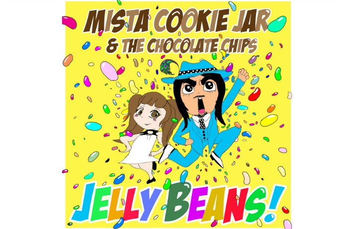 A fun free music download for Easter: Jelly Beans by Mista Cookie Jar