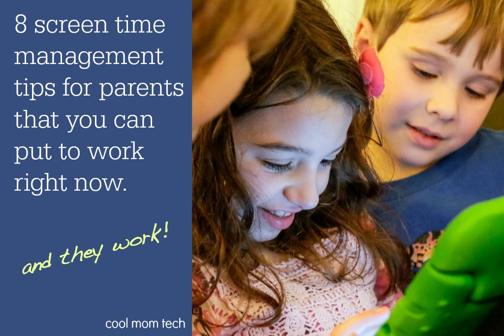 8 really smart tips for managing kids' screen time that you can put into action right now