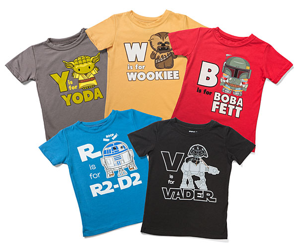 W is for Wookiee, Wearable, and Way Cool.