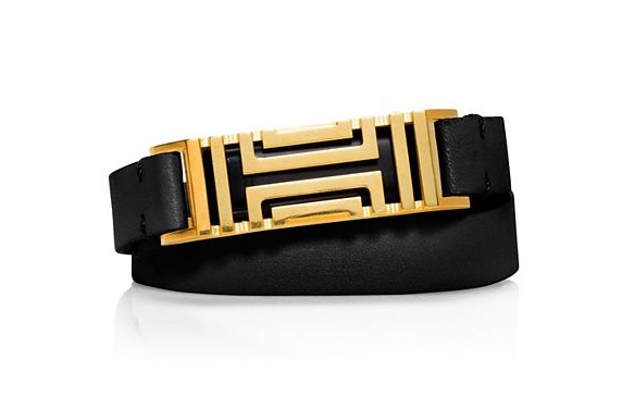 The newest Tory Burch for FitBit bracelet is hot. The end.