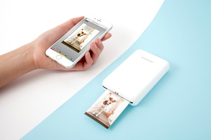 Hooray! The Polaroid ZIP Mobile Printer is here!