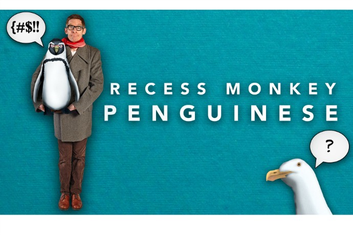 Recess Monkey's Penguinese: Kids' music download of the week