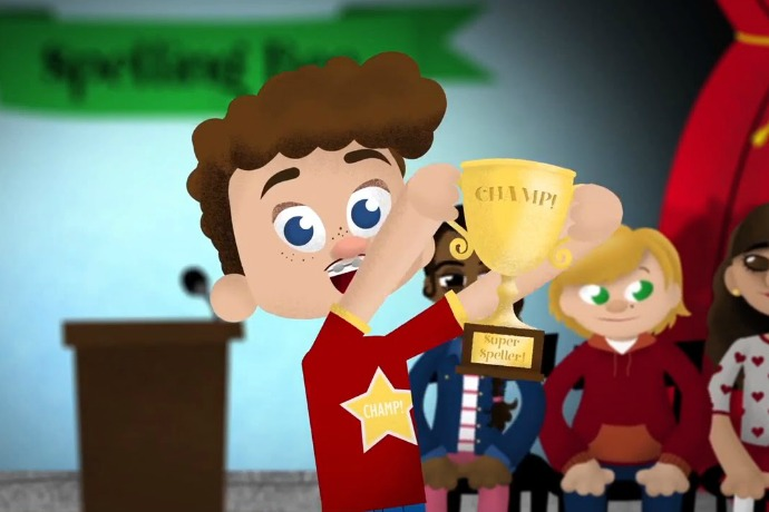Danny Weinkauf's Champion of the Spelling Bee: Kids' music download of the week