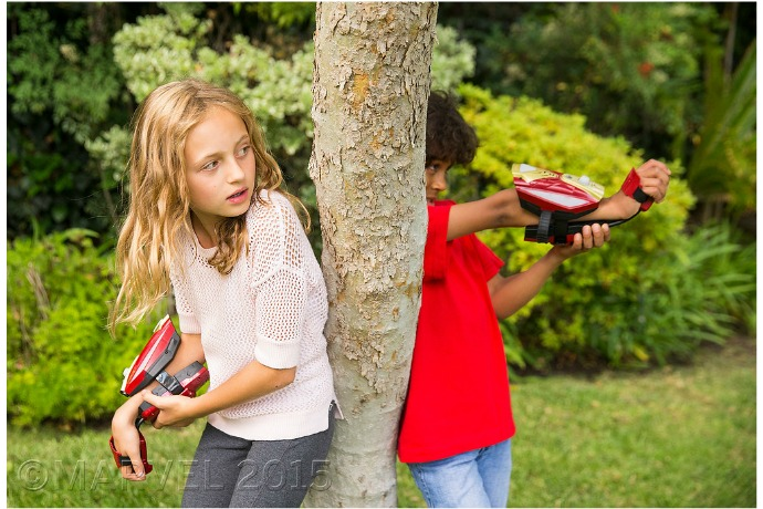 Disney Playmation: The next level wearable tech toy that every kid is going to beg for.