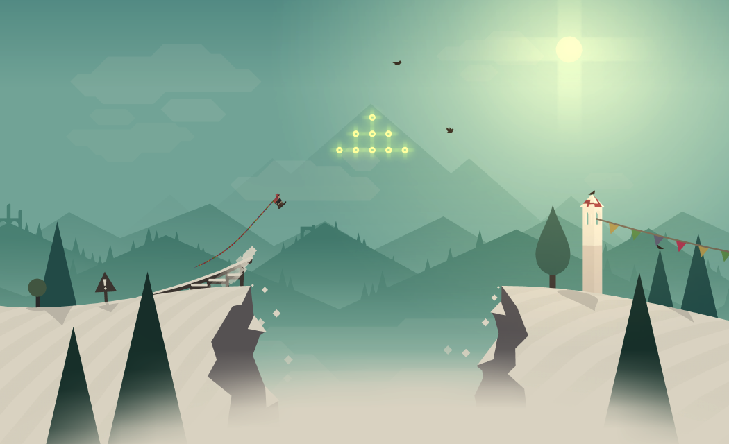 The best apps for parents of the year: Alto's Adventure app | Editors' Best Tech of 2015