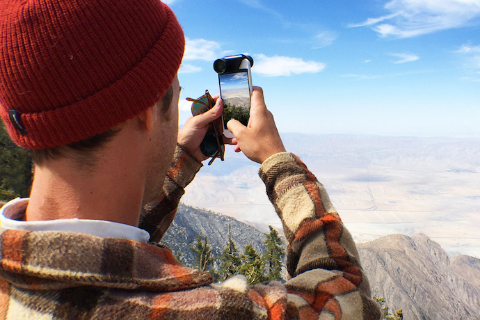 Olloclip Active Lens: Get your iPhone ready for summer adventures and group selfies.