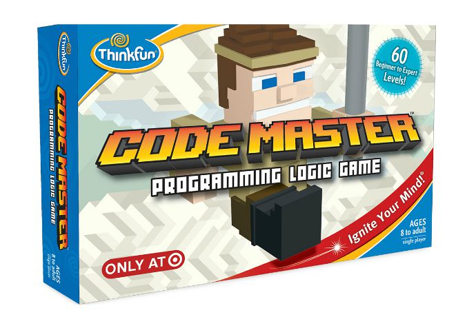 Code Master teaches online coding skills through a fun offline board game