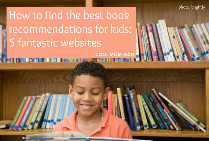 Need recommendations for great books for kids? Bookmark these 5 great websites.