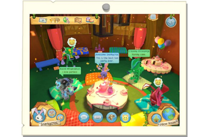 Animal Jam Play Wild app: A safe, fun, educational way to let your kids act like total animals