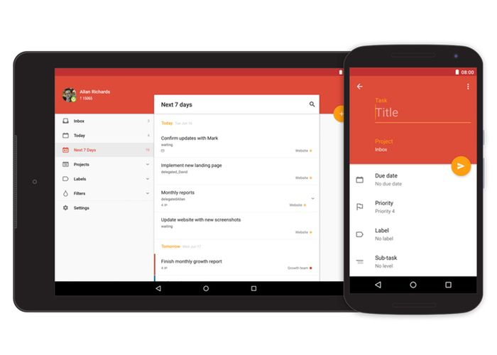Todoist app may be our new favorite to-do list app.