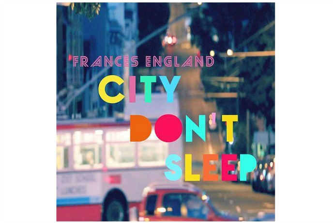 City Don't Sleep by Frances England: Kids' music download of the week