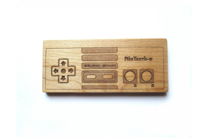 Baby's first retro gaming remote