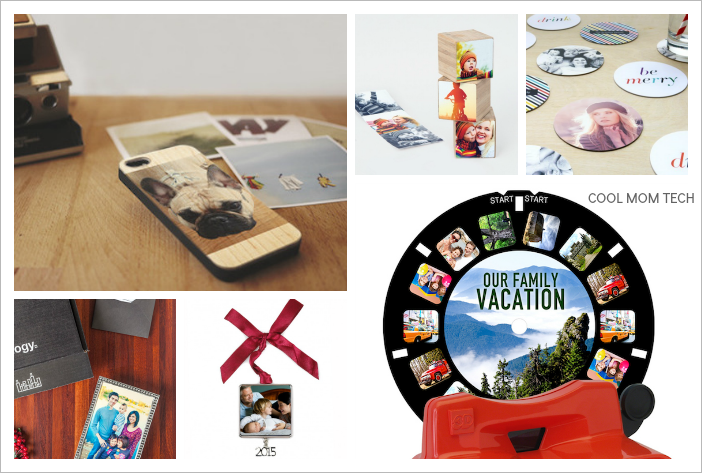 14 cool custom photo gifts for everyone on your holiday list: 2015 Holiday Tech Guide