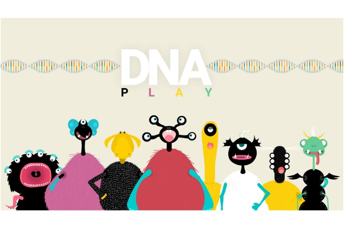 Learning about genetics becomes child's play with the Avokiddo DNA Play app