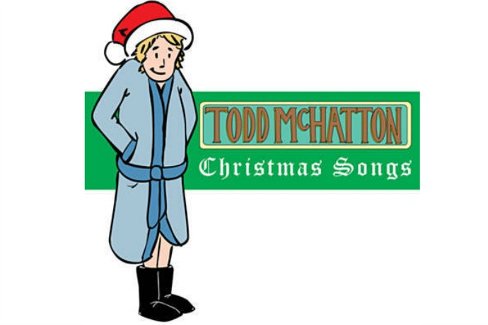 Free Christmas music for the kids: Santa Flying In Your Sleigh by Todd McHatton, our kids' music download of the week