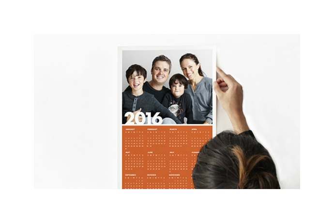 A 2016 photo calendar that will make you happy all year long