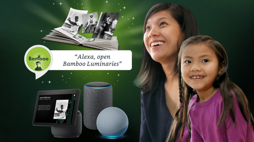 Bamboo Learning offers support in math, english, reading and more, right on your Alexa | Sponsor