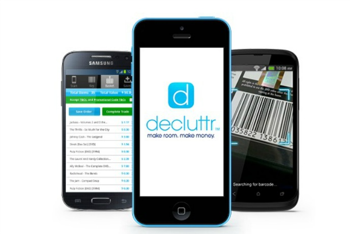 Organization help: Decluttr app gives you cash for unwanted CDs, DVDs, and games. But is it worth it?
