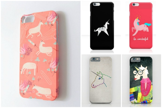18 seriously awesome unicorn iPhone cases for your tween, teen, or…you.