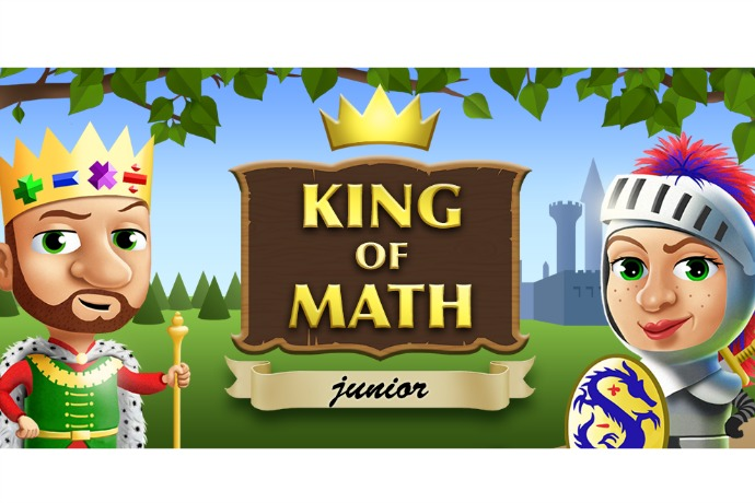 King of Math Junior for kids: Our cool free app of the week