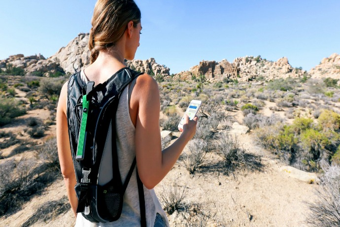 goTenna: The must-have gadget to stay connected when you're camping