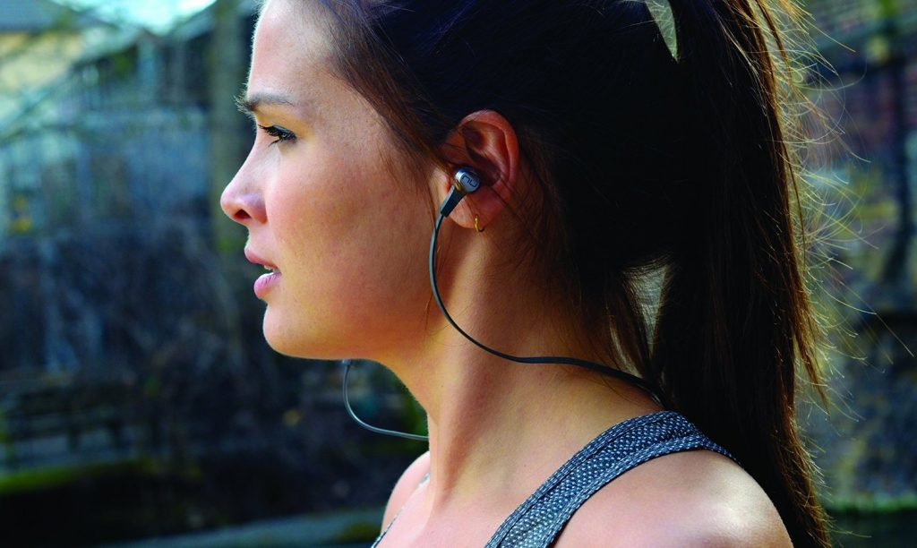 Best Bluetooth wireless earbuds: The NuForce BE6i from Optoma
