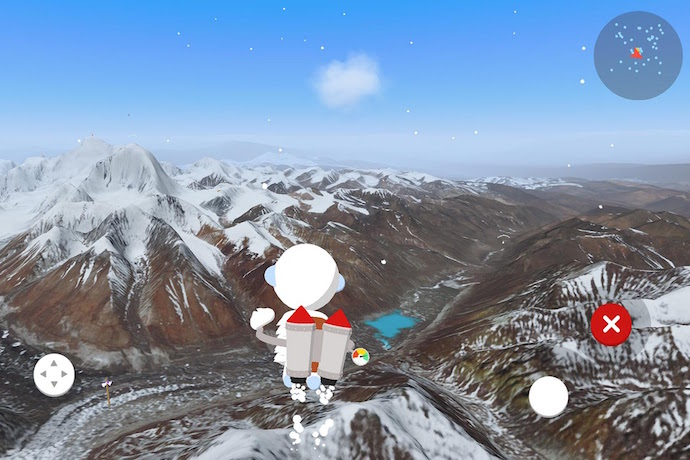 Verne: the Himalayas app: Our cool free app of the week