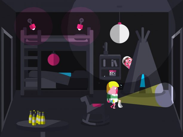 Toca Boo: A fun Halloween app for kids, on sale for a limited time!