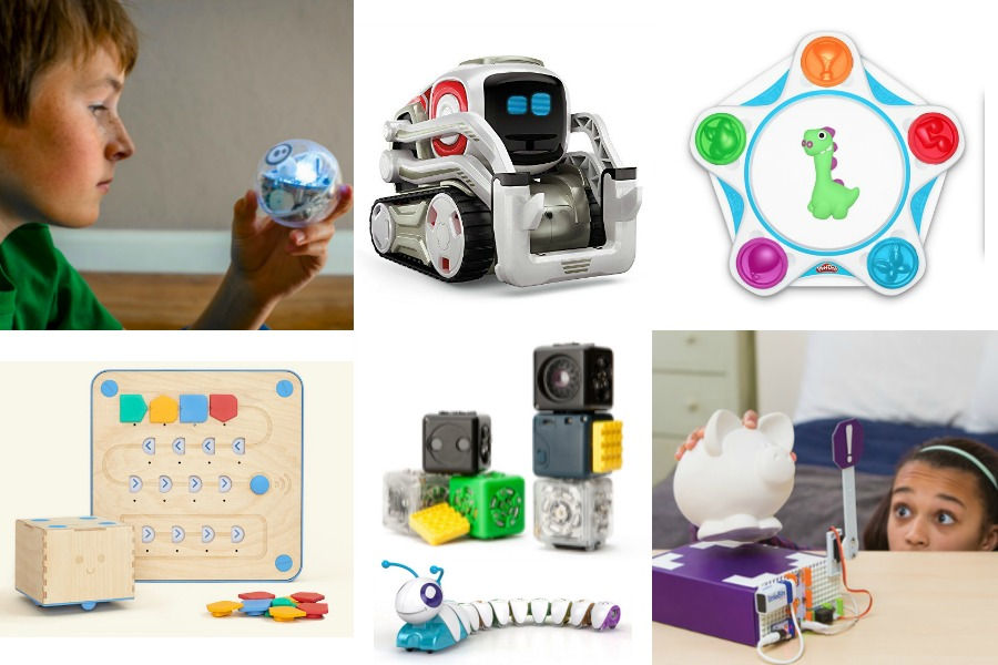 Cool Educational Toys : The coolest tech toys for kids cool mom holiday