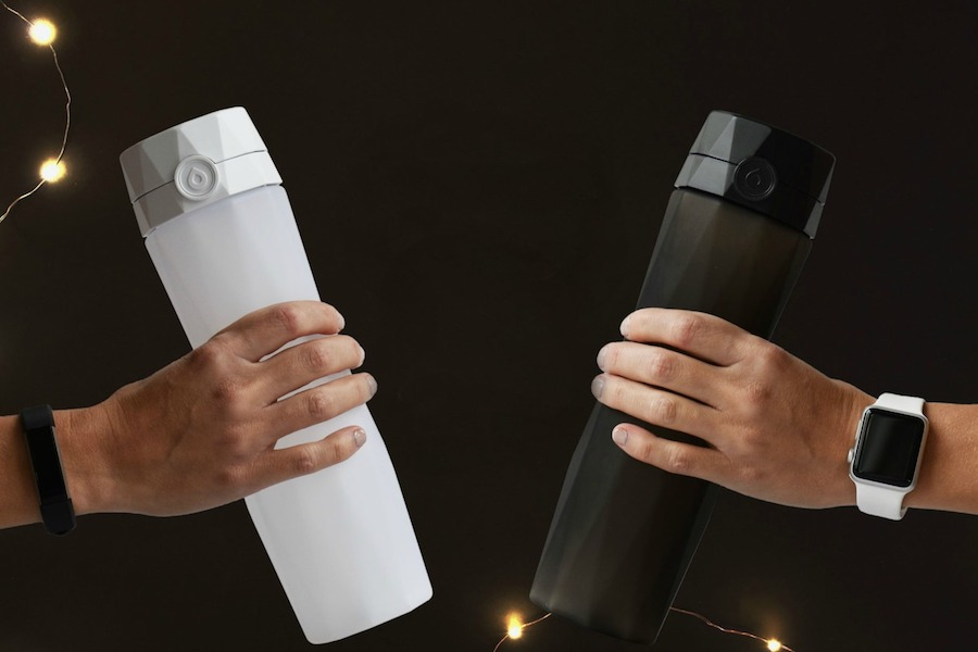 How a smart water bottle has really helped me drink more water. And that's a good thing.
