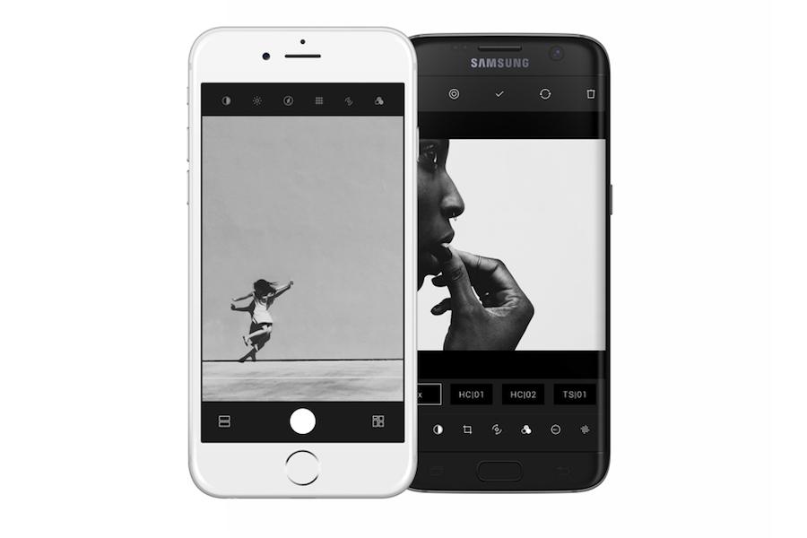 Hypocam app: A cool camera app for black and white photo lovers