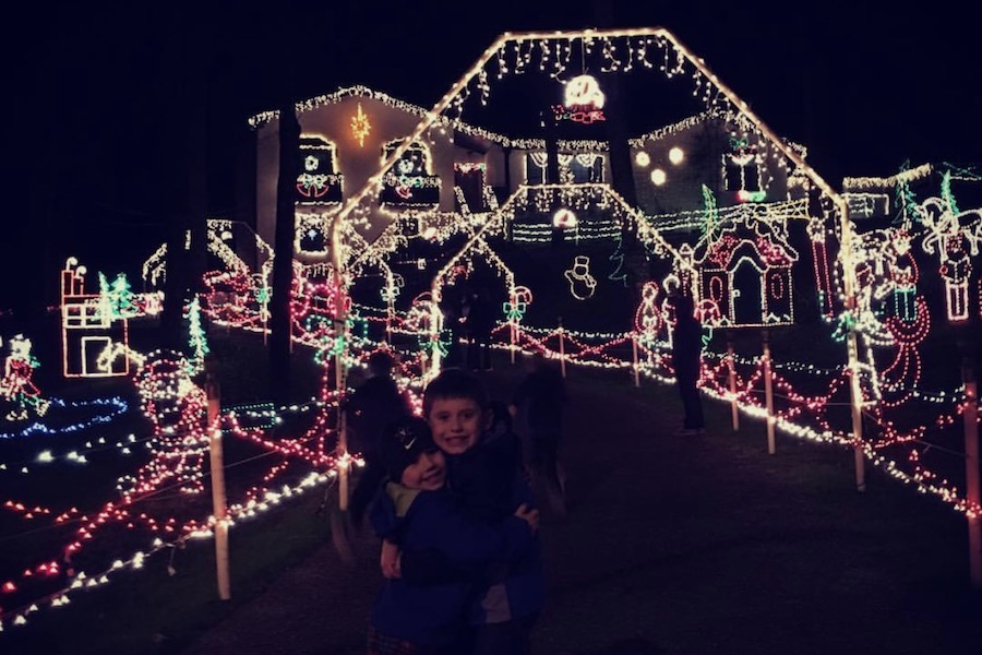 Christmas Lights Displays: The app that tells you who's got the best lights in your neighborhood