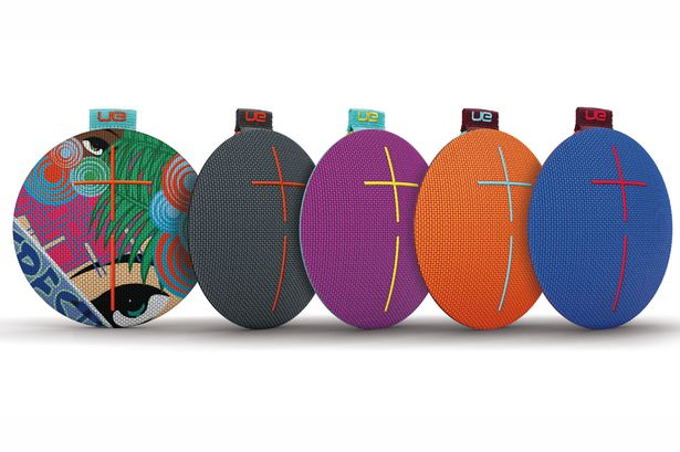 Cool travel tech gifts: UE Roll 2 portable, waterproof, nearly indestructible Bluetooth speaker