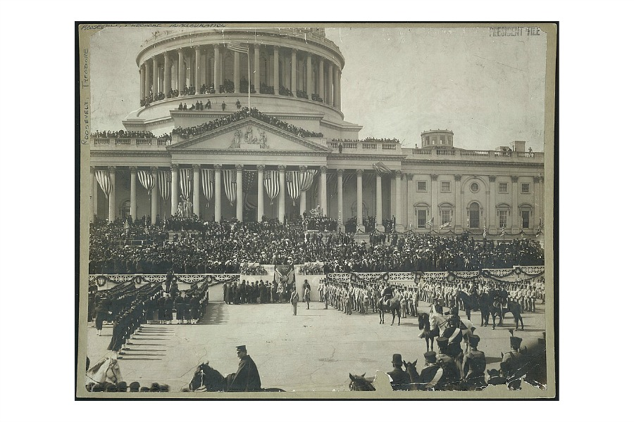 A cool online resource for teaching kids about the U.S. Presidential Inaugurations