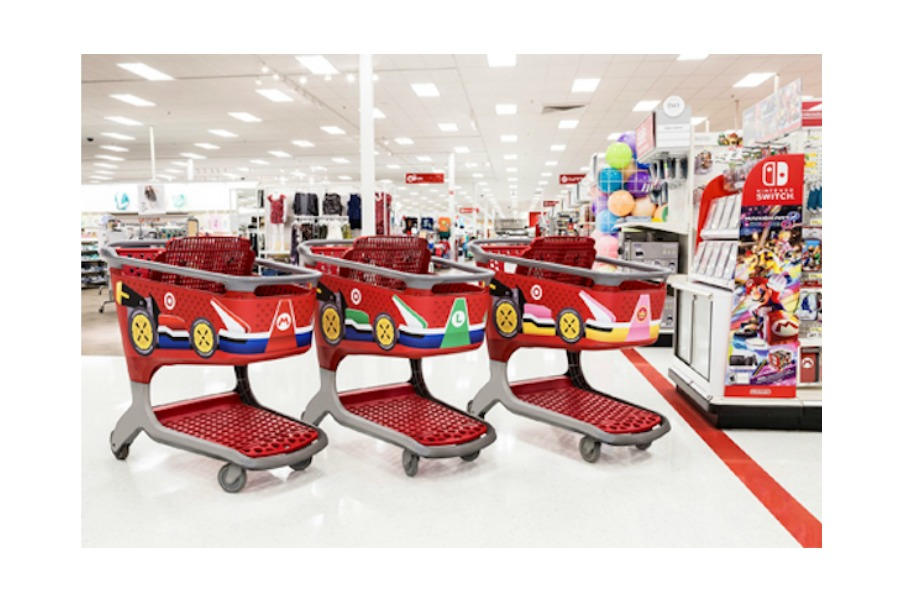 Web Coolness: Mario Karts at Target, is Unroll.me safe, and teens are taking social media breaks.