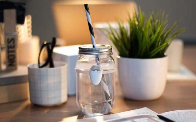 Turn any water bottle into a smart water bottle with Ulla