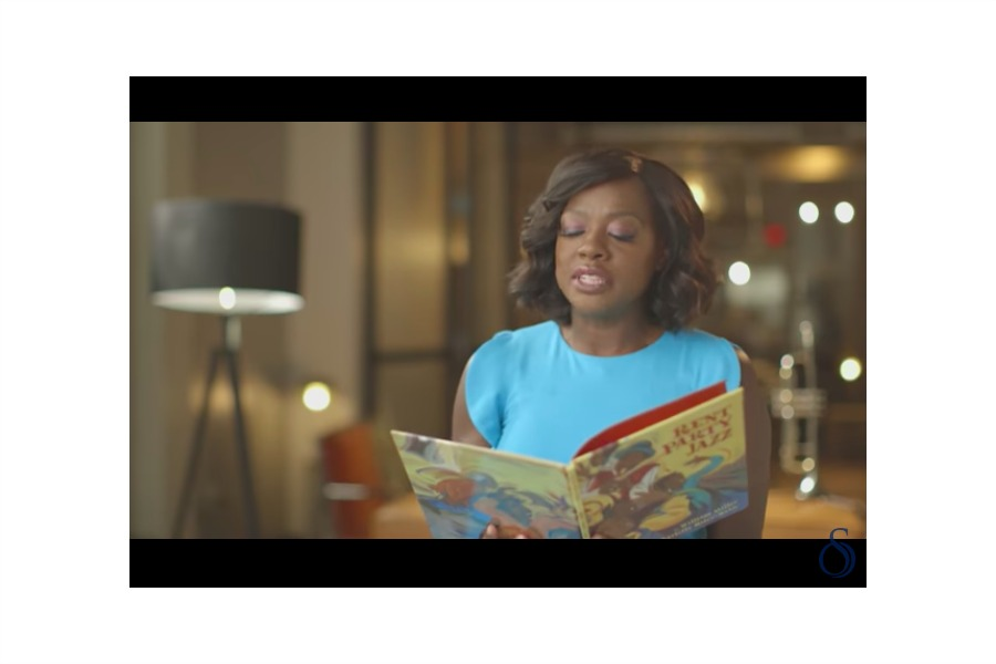 Hey kids, Viola Davis is reading your bedtime story tonight!