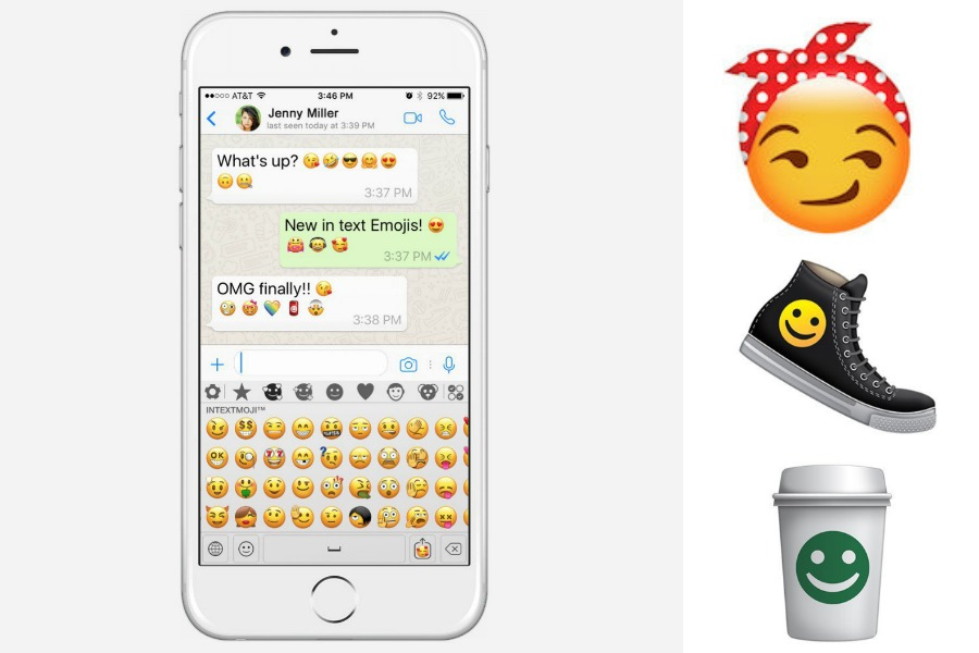 Web coolness: Custom emoji are coming, moms defending screentime, incredible tech-created artwork and more.